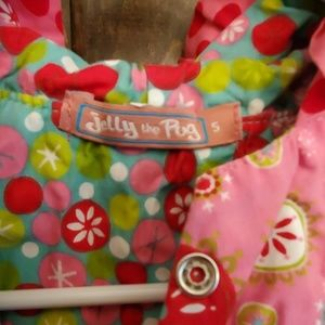Jelly The Pug Dresses - Jelly the Pug size 5